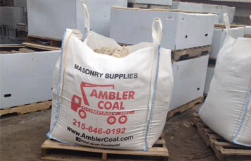 Masonry Products and Supplies from Ambler Coal Company